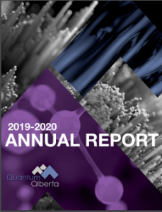 QMP Annual Report Cover